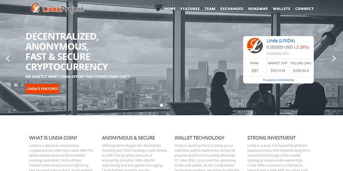 匿名通貨LINDAの安全性・将来性を解説