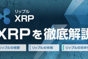 リップル(XRP)の将来性とおすすめの取引所